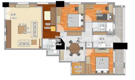 欧式才高大上?权贵的中式装修让你开眼,一张床能买北京1套房!