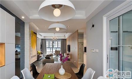 102平2居室清新北欧风,设计新颖令人神往!