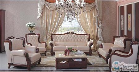欧式风格装修怎么选家具?