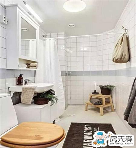 33平方米小户型成功扩容 一室一厅跃层