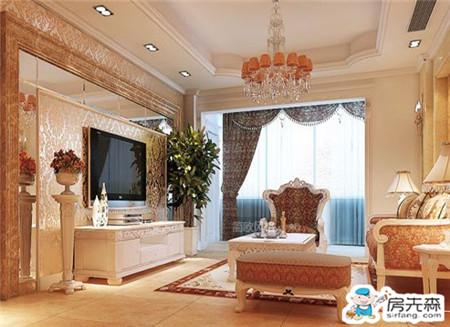 简欧风格家居装修如何设计 简欧装修效果图