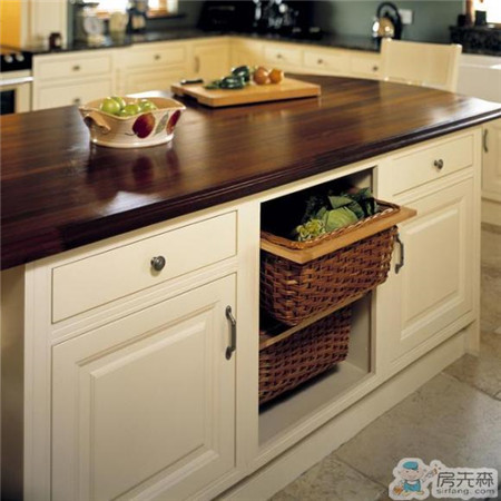 看过这6条厨房收纳技巧 不再抱怨厨房小空间不够