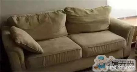 家里沙发坐久了就塌陷?一招教你轻松搞定!