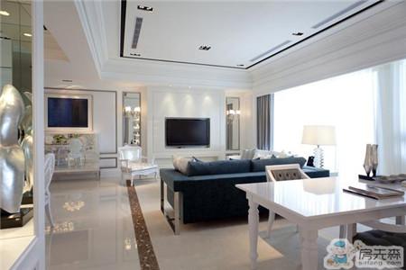 130平的简欧风格住宅,就该这么装!