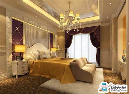 欧式风格卧室如何装修 欧式卧室效果图