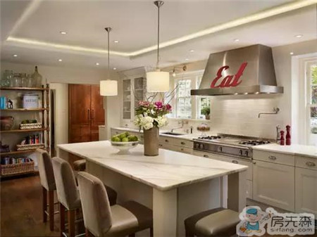 厨房设计、风水布局、清洁保养都在这了!