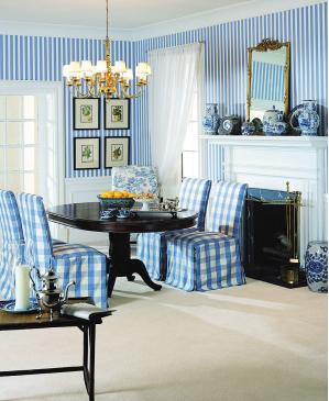 【房先森装修学院】夏天 让客厅清凉变身的3大法宝!