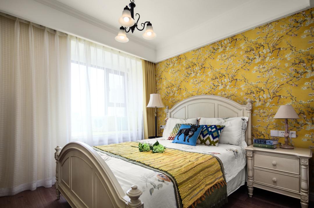 【房先森装修学院】秋季卧室装修 5种风情打造舒适环境