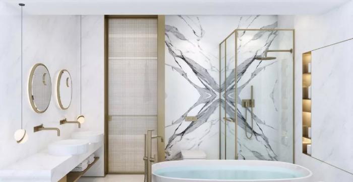 【房先森装修学院】卫浴挂件什么材质好 卫浴挂件品牌