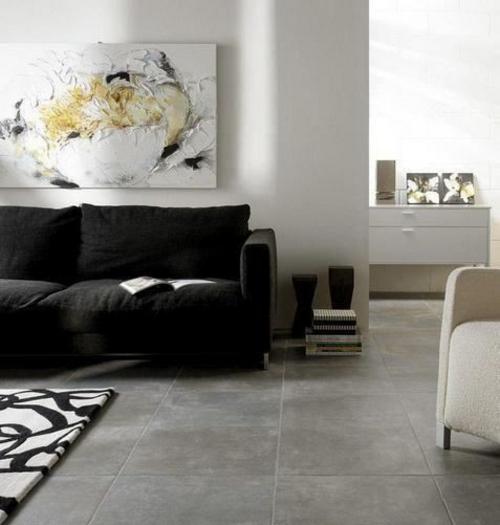 【房先森装修学院】灰色地砖配什么颜色的墙面?灰色地砖怎么搭配更好看