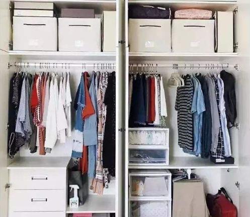 【房先森装修学院】衣柜收纳整理有窍门,房先森5大细节需注意