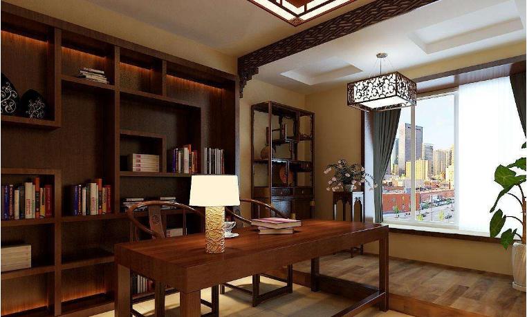 【房先森装修学院】书房如何装修更实用 房先森师傅分享书房装修设计技巧