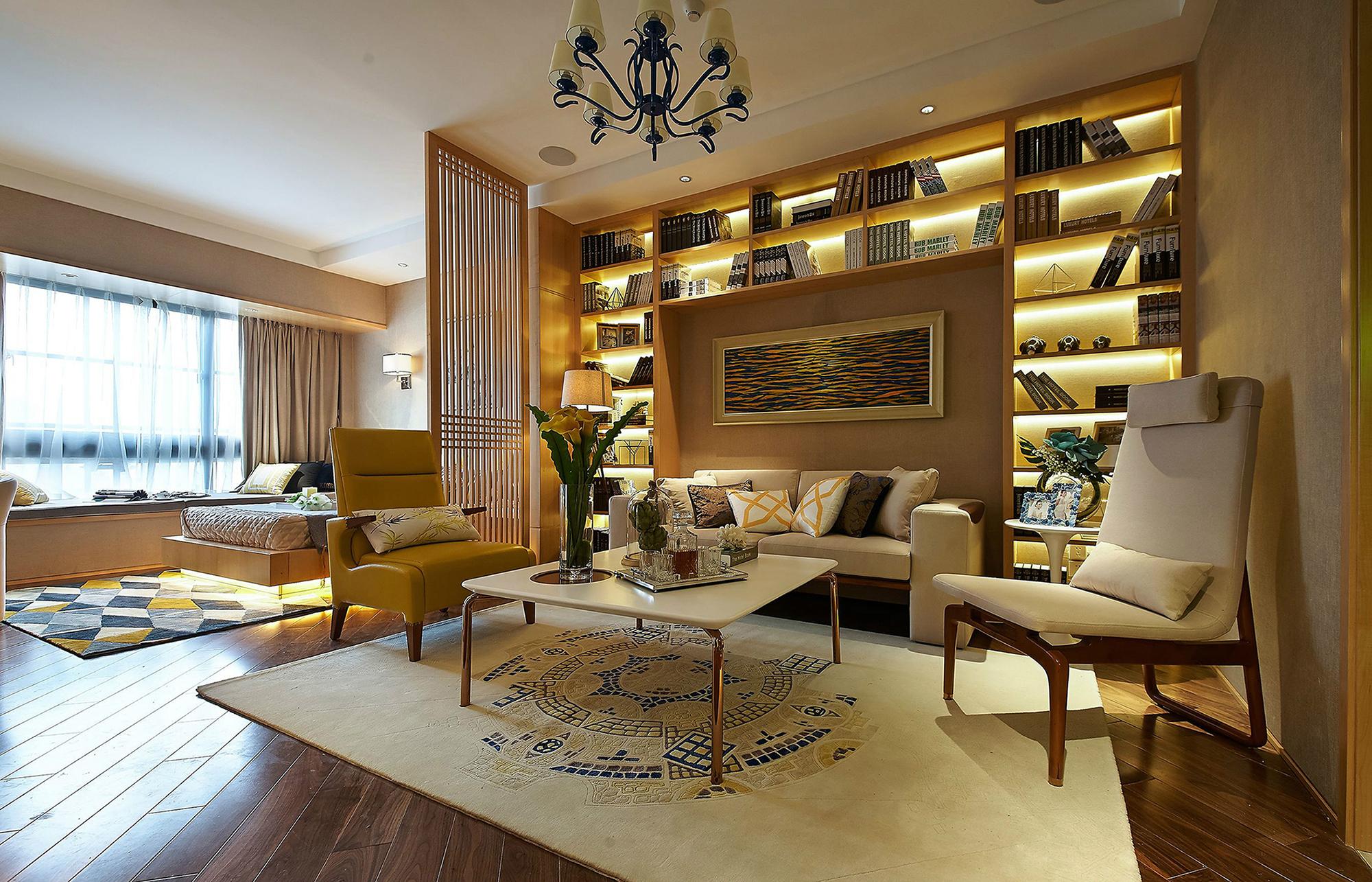 青年公寓式的北欧风格