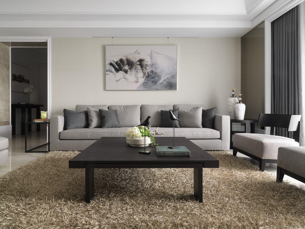 130㎡ 三居室 舒适与安逸