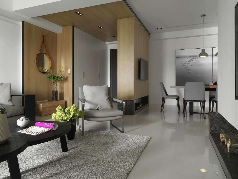 二居室,一种宁静中的惬意