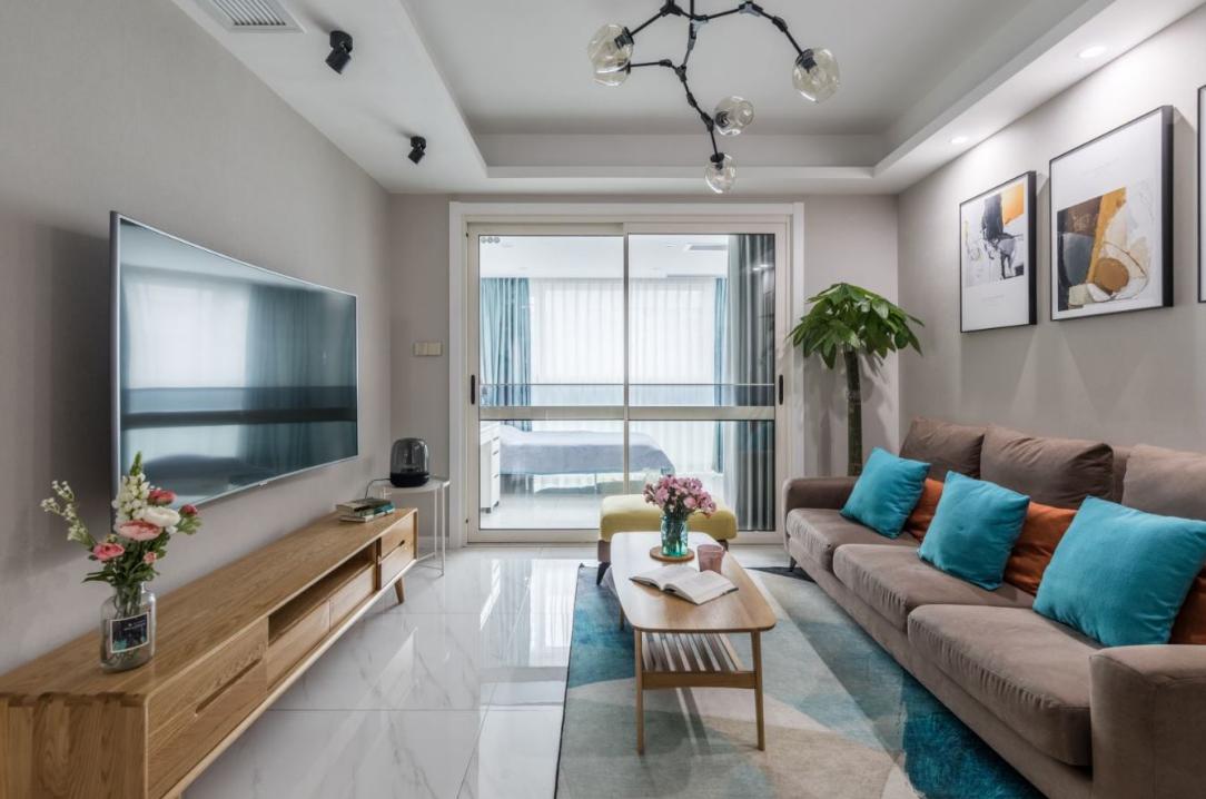 新中宇维萨—北欧风格三居室