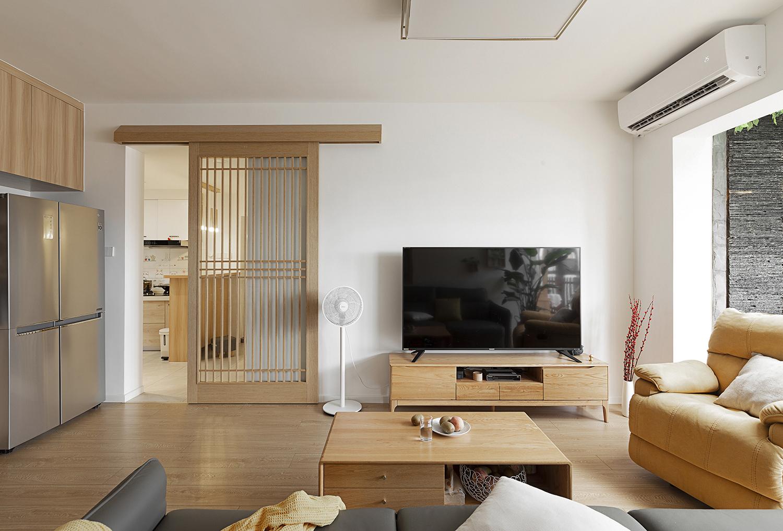 72平日式MVJZ风两室两厅,享受慵懒舒适漫生活!