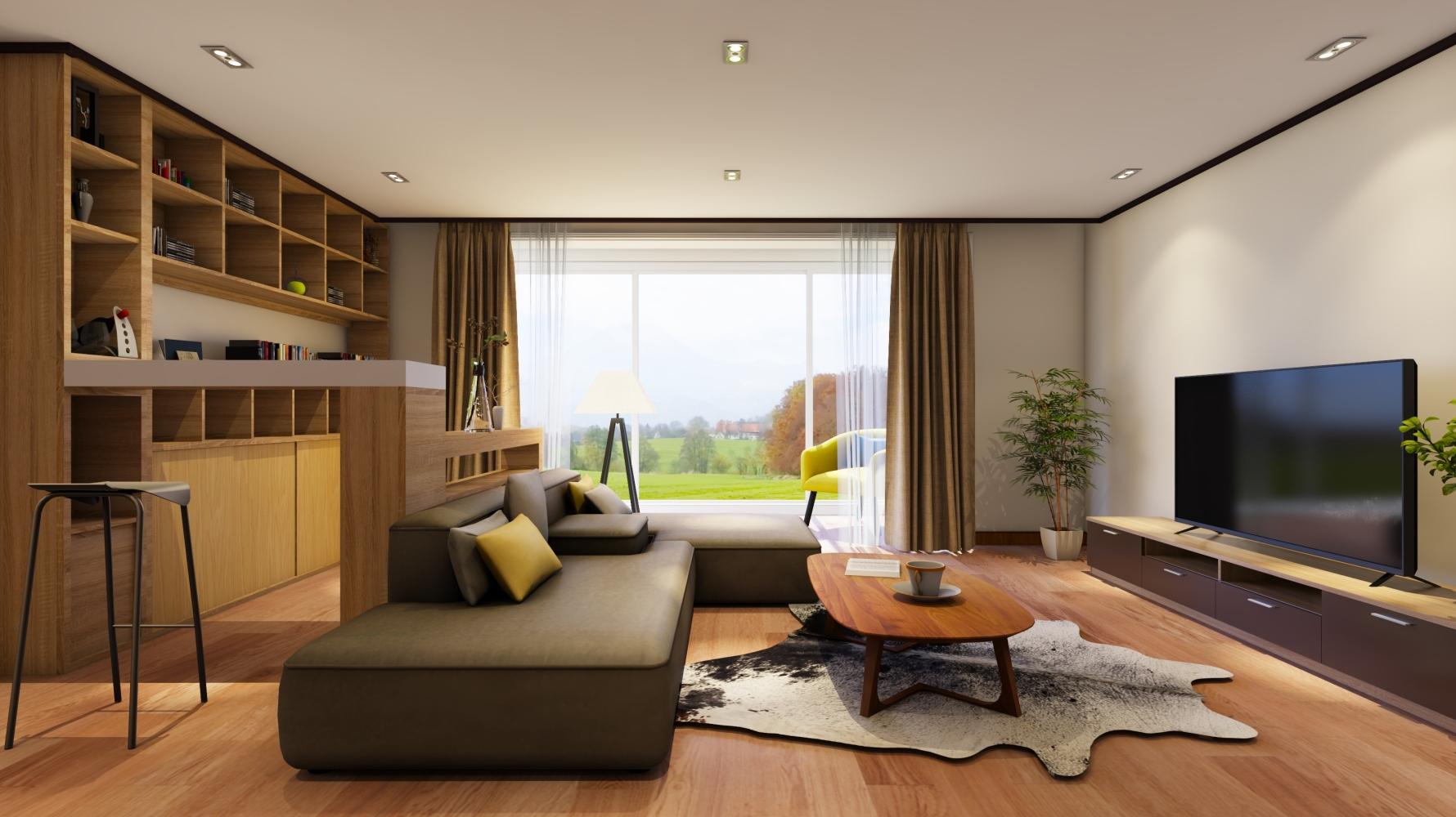 106平小竹-日式三居室
