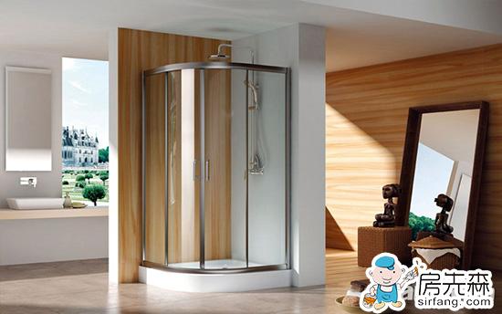 淋浴房安装步骤分享,相关问题不能忽视