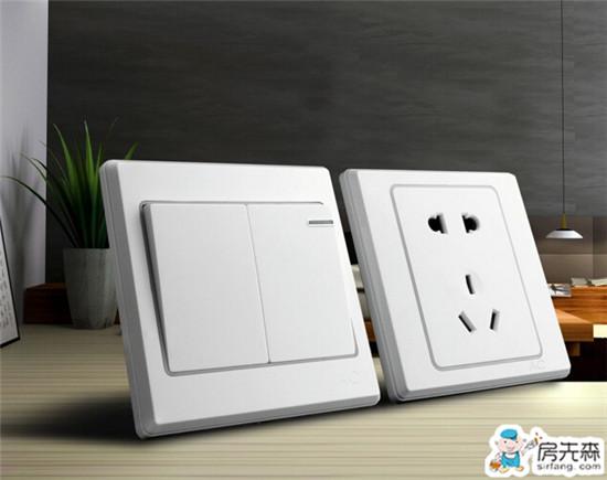 墙壁开关插座安装技巧  教你安装墙壁开关插座