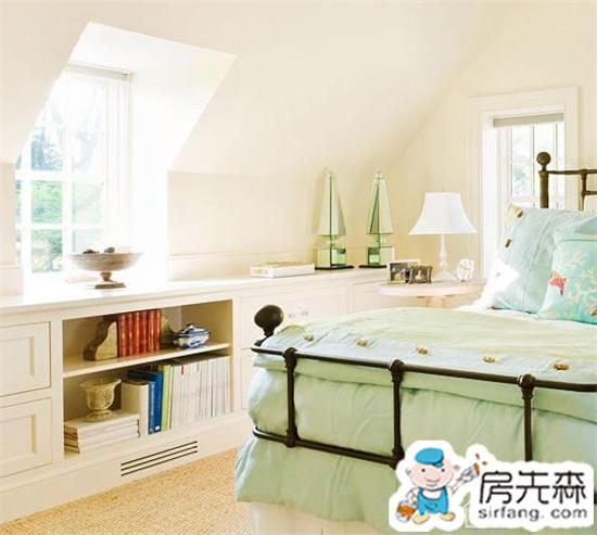 还你一个舒适的私密空间 卧室收纳技巧篇