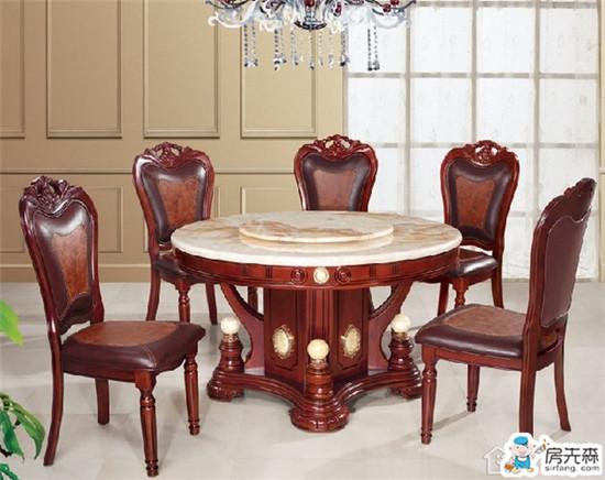 大理石餐桌特点解析 大理石餐桌的鉴别