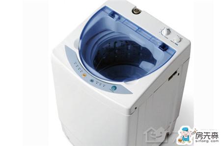 超全面分析波轮式、滚筒式和搅拌式洗衣机