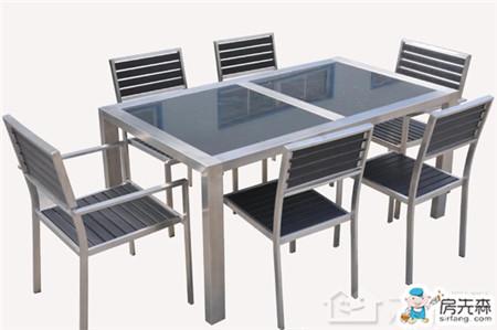 不锈钢餐桌椅要注意什么 不锈钢餐桌椅选购全攻略