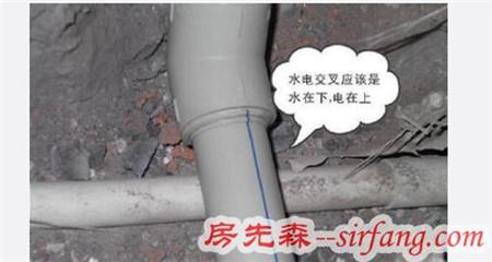 8个水电装修易犯问题,中一点可以理直气壮不给钱!