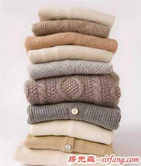 短平快冬衣收纳法,衣柜换季两小时就够了!
