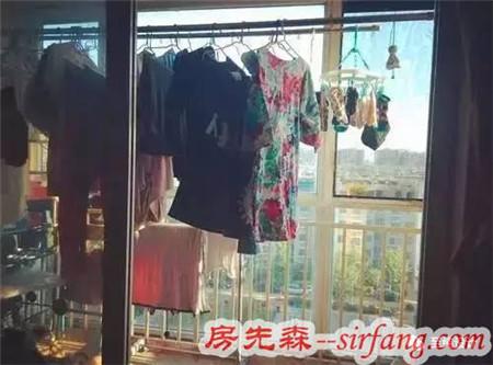 阳台这样装,解决了晒衣问题,老婆特满意,邻居跟着学!