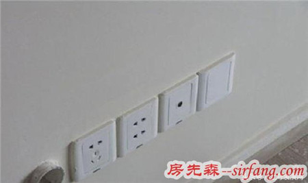 预留插座高度多少合适 我家装错后悔已来不及
