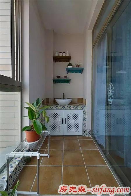 阳台内墙到底有没有必要贴瓷砖?阳台贴瓷砖原来有这么多好处