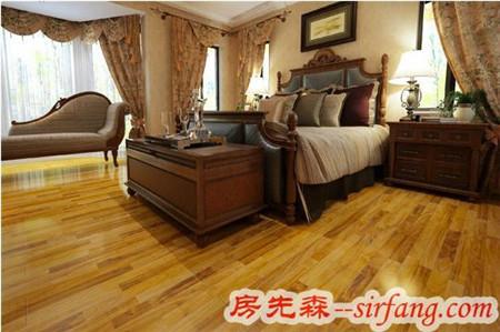 别再烦恼选什么颜色的地板,配什么颜色的家具了