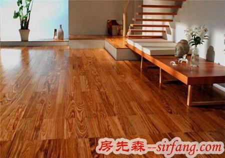 装修该用实木地板还是复合地板?看了第一条你就心里有数!