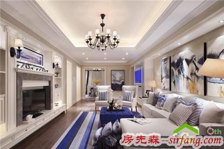 客厅选择水晶灯装修档次高大上,如何选择水晶灯?