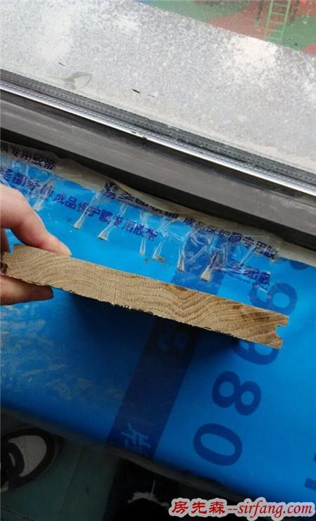 我家师傅铺木地板要打龙骨,本以为是坑钱!不成想原来有这好处!