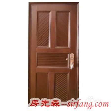 家装怎么选择一个合适的门?