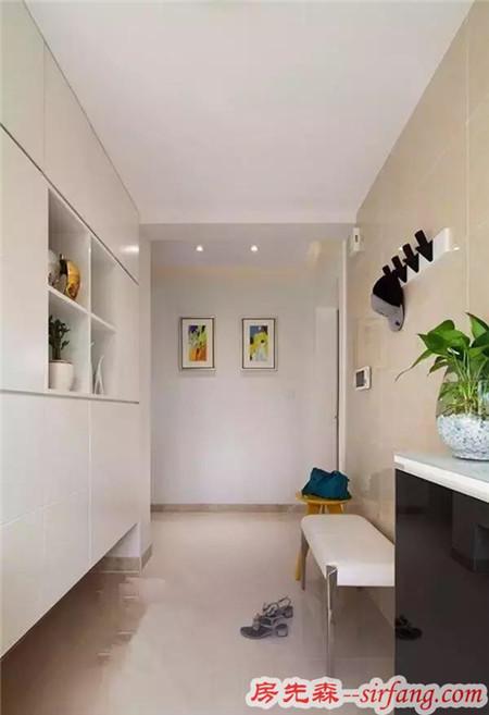 有个设计师老公真好,装修的房子非常漂亮,闺蜜可羡慕了!
