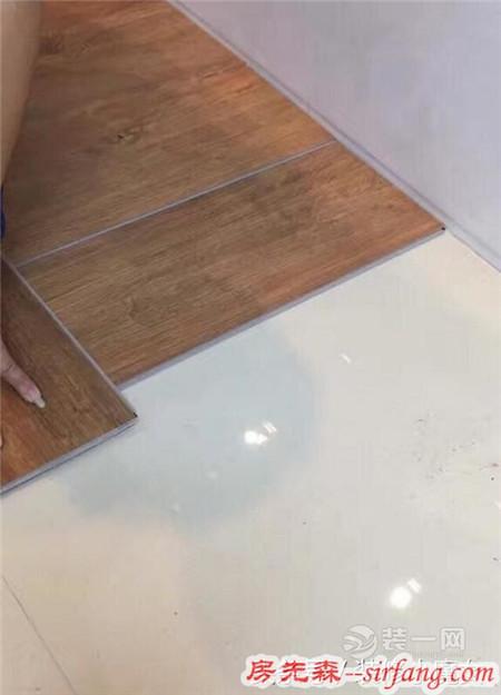 买了二手房装修第一件事要理清 瓷砖上面铺木地板可行性全面分析