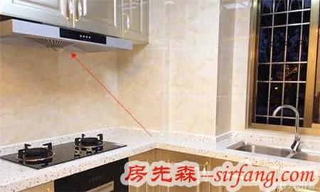 厨房问题多,看完这些发现自己装修的时不注意导致的!后悔!