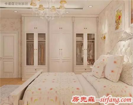 晒一晒家里新装修的卧室效果图,温暖贴心