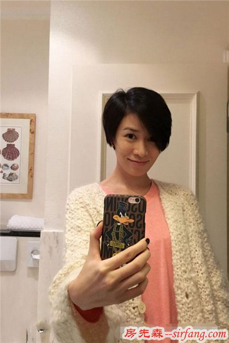 佘诗曼香港千万豪宅被扒,内景装修平淡无忧,充满女神气息!