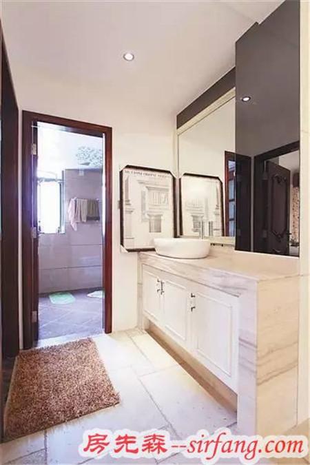 比起装修,你更该关注怎样设置一条舒服的家庭动线(③卧室洗手间篇)