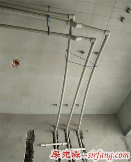 就这样的水电装修,我中途换掉施工队没人说不服!