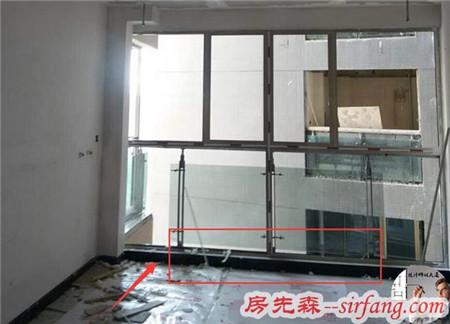 家装封阳台看起来很简单,不注意还是一样漏洞百出!