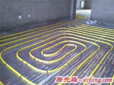 采暖新方案:不用地暖管道的空气能地暖机