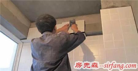 瓷砖铺贴方法与注意事项,拒绝铺贴瓷砖脱落