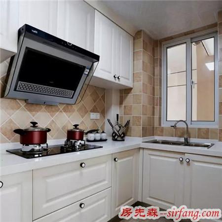 厨房为什么油烟味这么重?因为你没有注意烟道打孔的细节