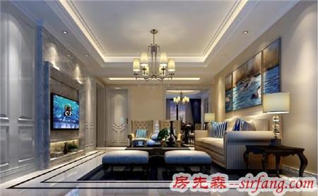 176平欧式大宅,装修花了18w的效果